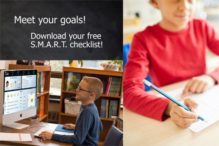 Meet your goals! Download your free S.M.A.R.T. checklist!